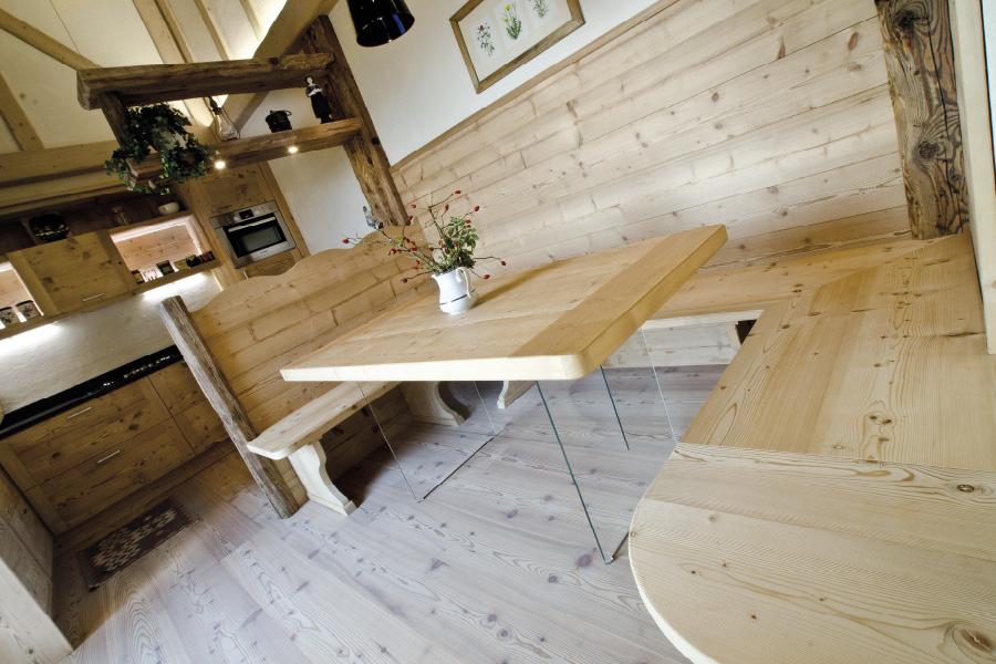 Falegnameria hermann   casa marmolada