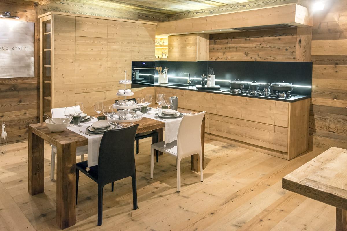 Falegnameria hermann arredamont 2014 - Cucina di montagna ...
