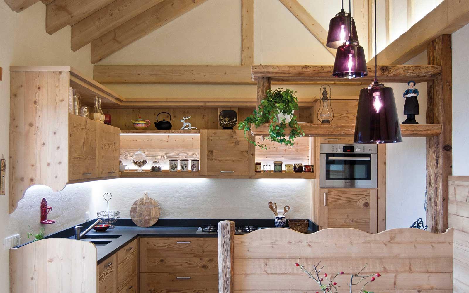 Come Decorare Una Cucina Rustica falegnameria hermann - falegnameria artigiana recupero