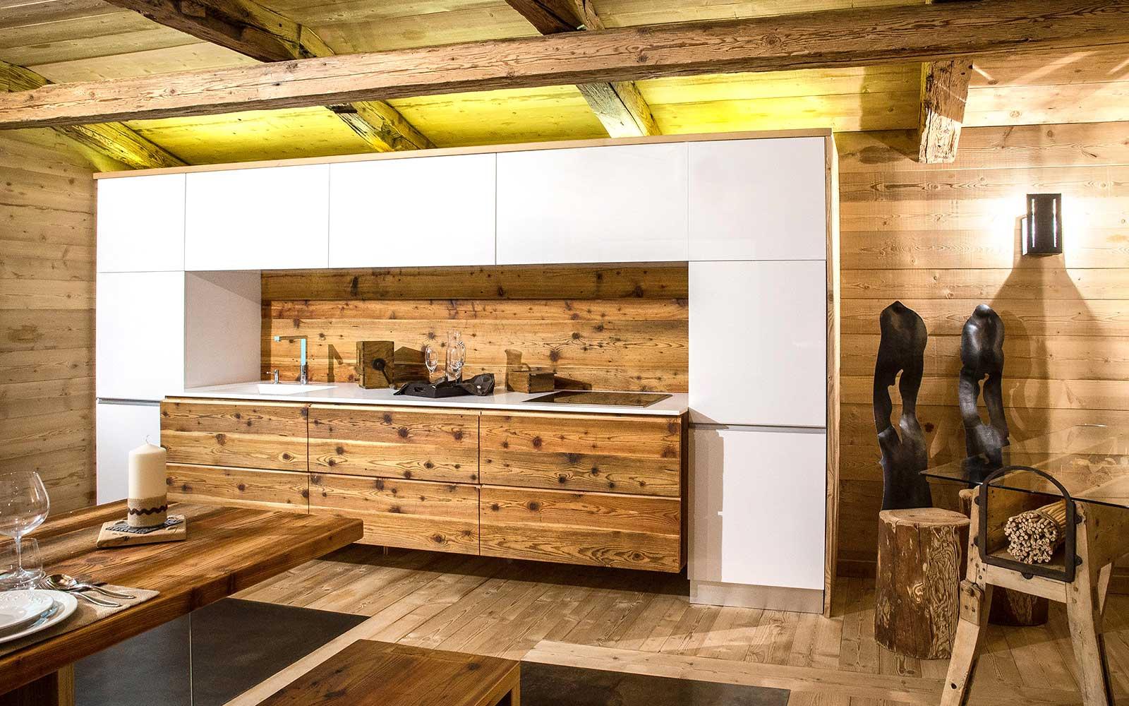 Arredamento Rustico Casa falegnameria hermann - falegnameria artigiana recupero
