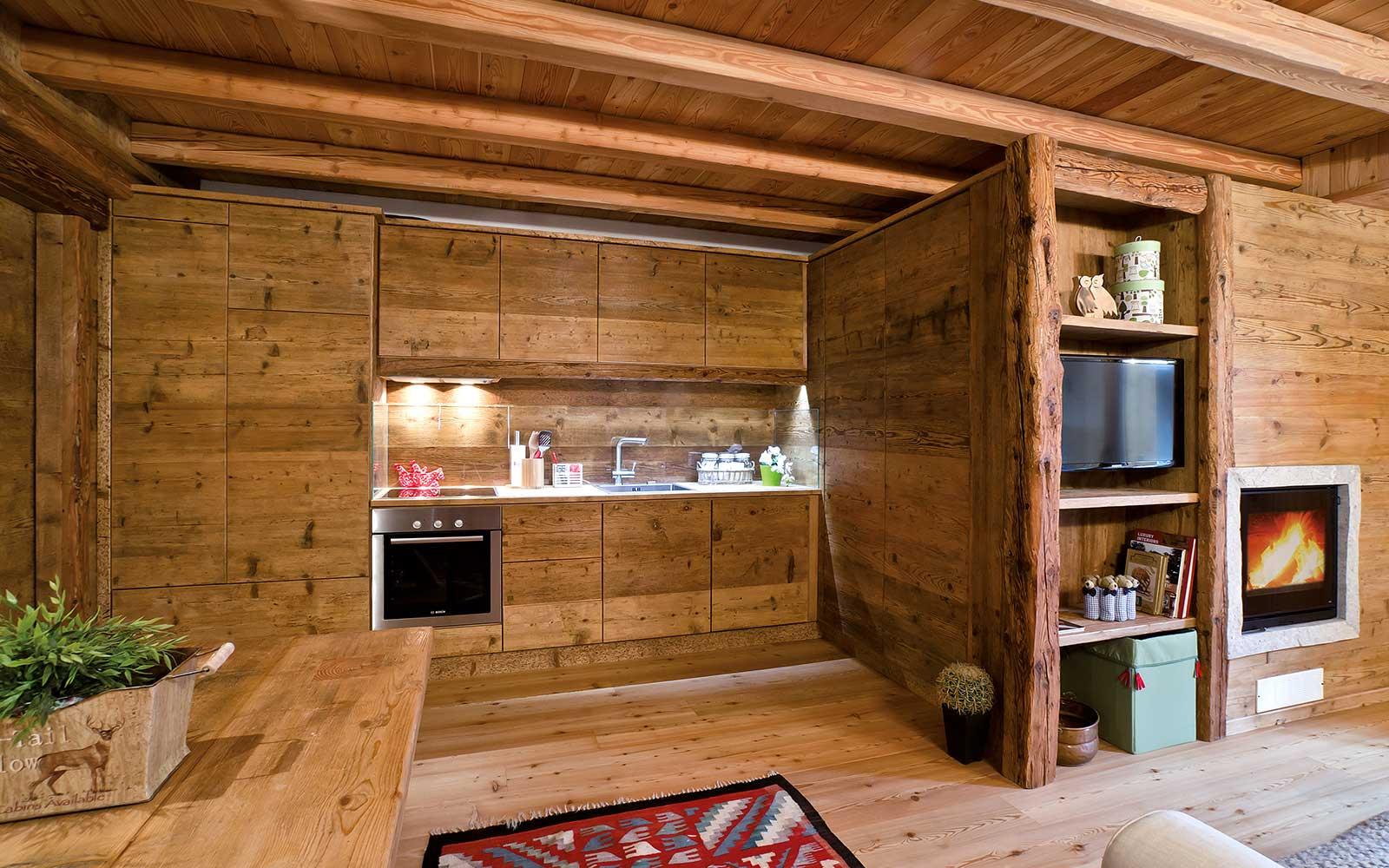 Colori Per Interni Casa Rustica falegnameria hermann - falegnameria artigiana recupero