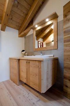 Falegnameria hermann stile di arredamento moderno e di design - Cucine stile montagna ...